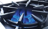 Powerful PrimaNova™ 25,000 BTU burners