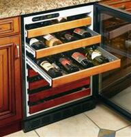 Full-Extension Sliding Wine Racks