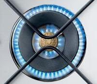 Dual Zone Brass Burner