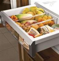 Self-closing Vegetable Drawer