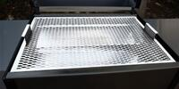 Stainless Steel Mesh Cooking Grid