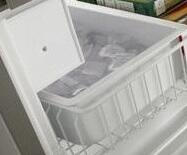 Automatic Ice Maker with Storage Bin