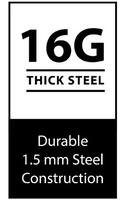 16G Steel Construction
