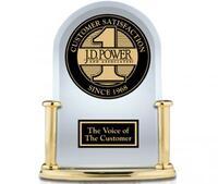 J.D. Power Award Winner