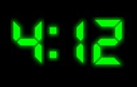 Digital Clock and Timer