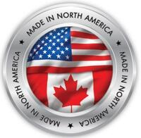 Proudly Built In North America