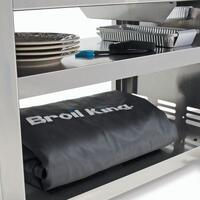 Stainless Storage Shelves