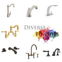 Diverse Finishes