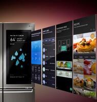 Smart InstaView Door-in-Door ThinQ™