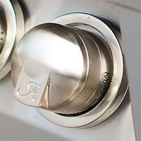 Nickel-Plated Knobs and Bezels
