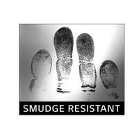 Fingerprint & Smudge Resistant