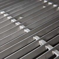 Professional Cast Stainless Steel Cooking Grids