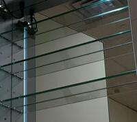 8mm Glass Shelves