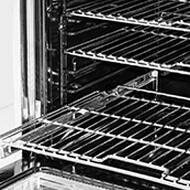 TruGlide™ Oven Racks