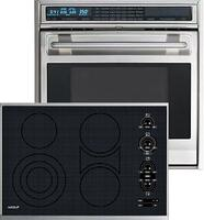Wolf Cooktop and Wall Oven Bundle