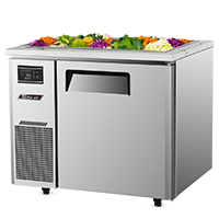 Commercial Cold Food Tables