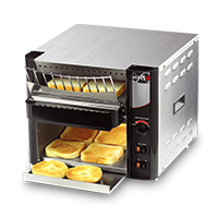 Commercial Toaster and Breakfast