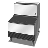 Commercial Undercounter Ice Machines