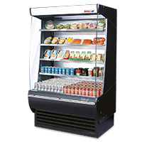 Display and Merchandising Refrigerators