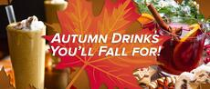 Autumn Drinks You'll Fall For