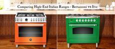 Comparing High-End Italian Ranges - Bertazzoni vs Ilve