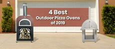4 Best Outdoor Pizza Ovens of 2020
