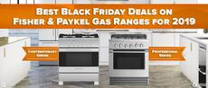 Best Black Friday Deals on Fisher & Paykel Gas Ranges for 2020