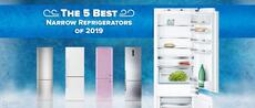 The 5 Best Narrow Refrigerators of 2020
