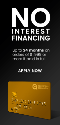 No Interest Financing Up to 24 Months if Paid in Full - Apply Now