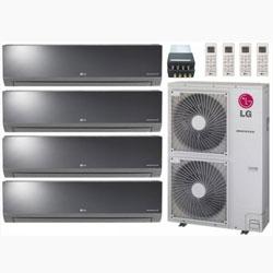 4 Zones Mini Split Air Conditioner