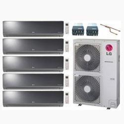 5 Zones Mini Split Air Conditioner