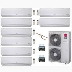8 Zones Mini Split Air Conditioner