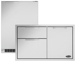 DCS Storage and Refrigerator