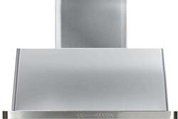 Ilve Majestic UAM90SS Wall Mount Range Hood Stainless Steel