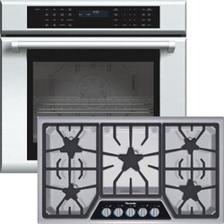 Thermador Cooktop and Wall Oven Bundle
