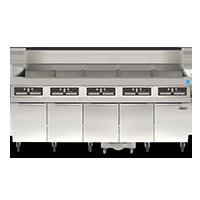Commercial Fryers / Oil Filtration