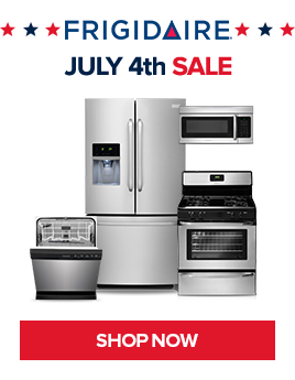 Frigidaire - July 4th Sale