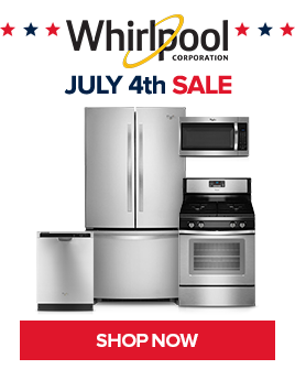 Whirlpool - July 4th Sale