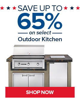 Outdoor Kitchen - Up to 65% Off