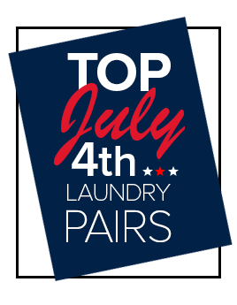 July 4th Top Appliance Deals - Laundry Pairs