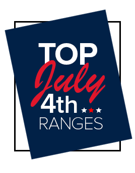 July 4th Top Appliance Deals - Ranges