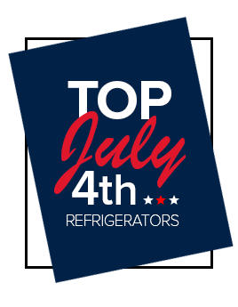 July 4th Top Appliance Deals - Refrigerators
