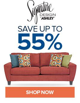 Ashley Furniture - Up to 55% Off