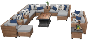 Patio Sofa Set C