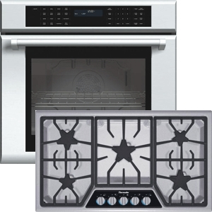 Thermador Built-In Wall Oven and Cooktop