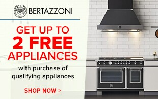 Get up to 2 Appliances