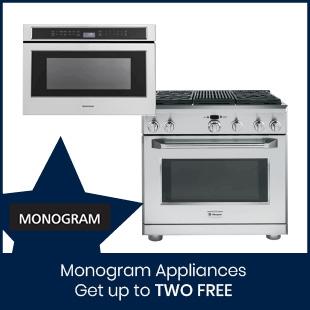 Shop Monogram Kitchen Appliances