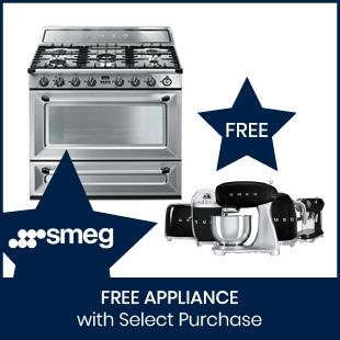 Shop SMEG Kitchen Appliances