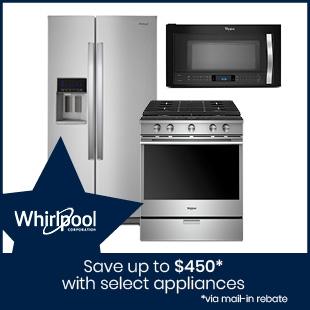 Shop Whirlpool Kitchen Appliances