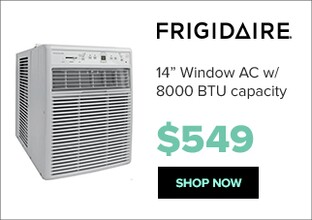 Frigidaire FFRS0822S1 air conditioner for $549